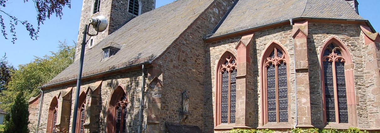 """Kirche Konzen """"St. Peter"""""""
