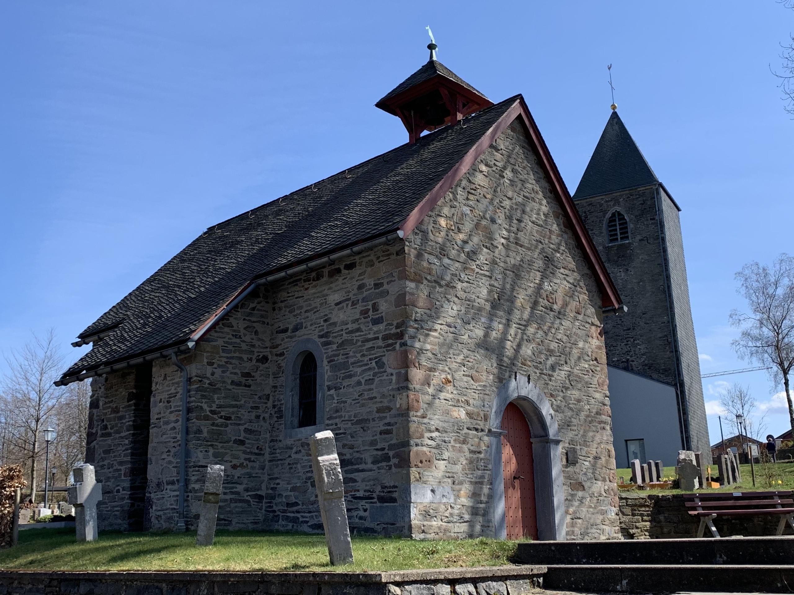 Pankratiuskapelle Konzen