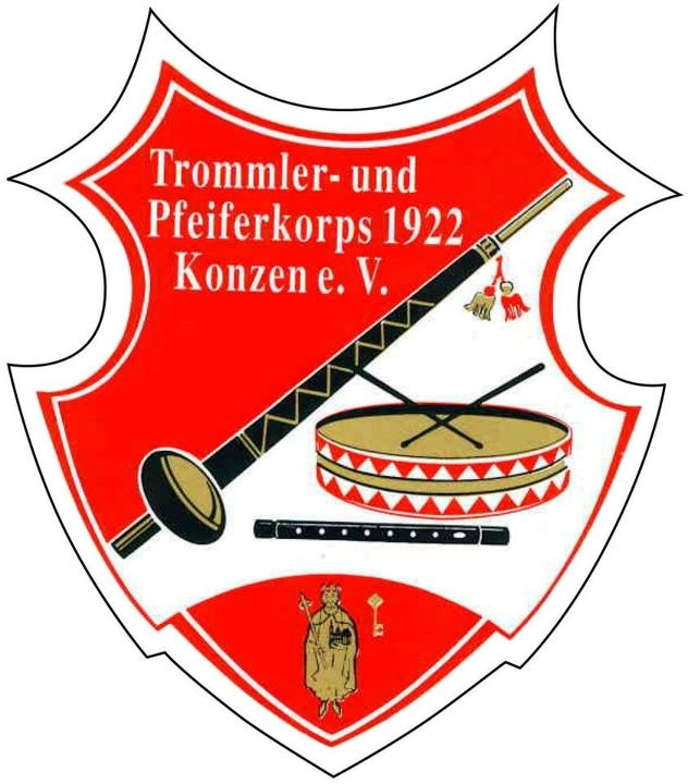 Trommler und Pfeifer Korps Konzen